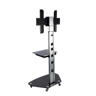 Height adjustable TV cart for 37-70 screens, TOPLINE-01G