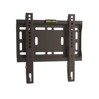 Slim fixed tv wall mount with click in spring 23-42, STRONGLINE-41XS